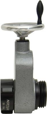 "Dixon AHGV250F Aluminum Single Hydrant Gate Valve, 2-1/2"" NST female x NST male by Dixon Valve & Coupling"