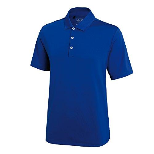 adidas Performance Polo de Golf pour Homme S Bleu