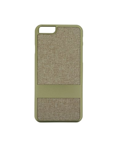 Case Logic 100 Sleek and Highly Protective Fabric Case for iPhone 6 - Retail Packaging - Gold