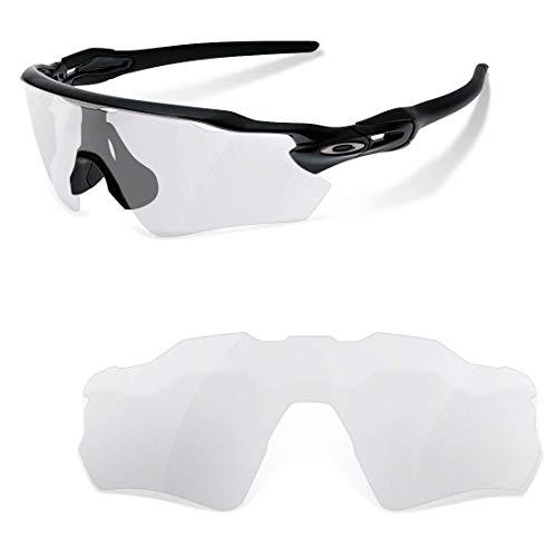 sunglasses restorer Lentes de Recambio Fotocromáticas Grises para Oakley Radar Path EV | Radar EV, no es Radarlock ni Radar. | Asegurarse antes de realizar la compra.
