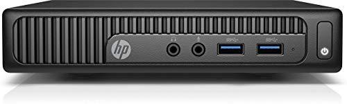 HP 260G22.3GHz i3–6100U PC-Größe 1,1l Schwarz Mini PC (Generalüberholt)
