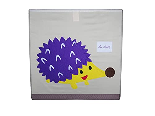 Gai BooM Caja de juguetes para niños, cesta para juguetes plegable para ordenar el dormitorio y guardar juguetes o ropa
