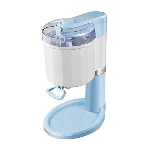 Softeismaschine Eismaschine Frozen Yogurt-Milchshake Maschine Flaschenkühler,Speiseeisbereiter,1 liters