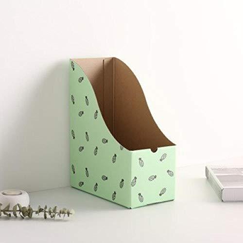 humeng Schreibtischablage Datei Speichern Desktop Aufbewahrungsbox Desktop Datei Buch Süße...