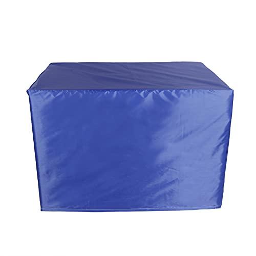 Yuopl - Copertura per mobili da giardino, 91,4 x 91,4 x 91,4 cm, impermeabile, copertura per mobili da giardino, rettangolare, resistente tessuto Oxford 420D, non sbiadisce, traspirante