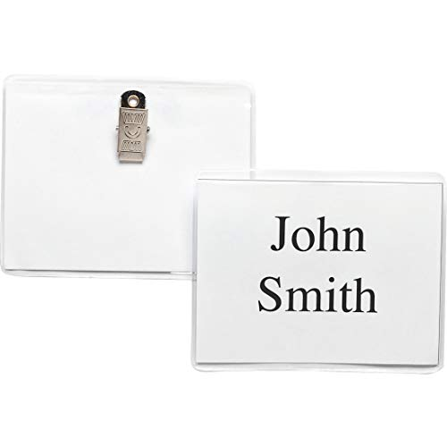 Business Source Clip Holder Style Badge Kit