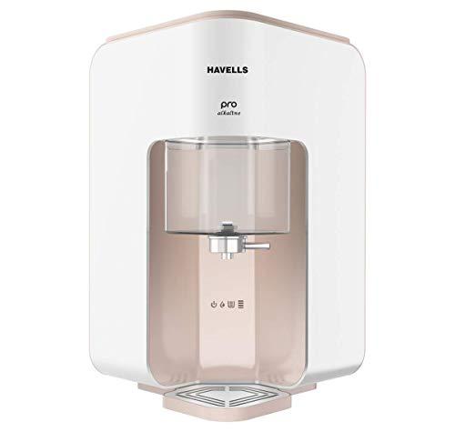Havells Pro Alkaline RO+UV (Alkaline water, Nature's way) Water Purifier