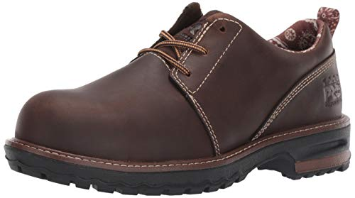 Timberland PRO Women's Hightower Oxford Composite Toe Industrial Boot, Kaffe, 8.5 M US