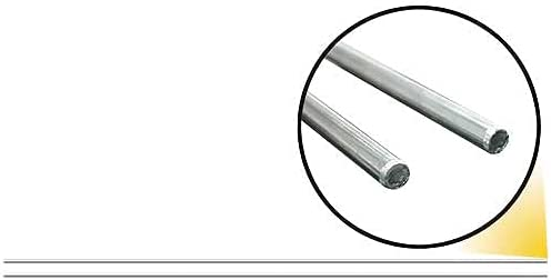 MACs Auto Parts 32-15252 Hood Side - Mesa Mall Pi Limited price sale 2 Steel Rods Stainless
