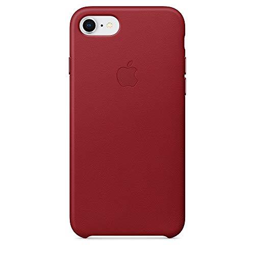 Apple iPhone8/7レザーケース - サドルブラウン