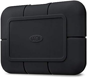 LaCie Rugged SSD Pro 2TB USB-C External Solid State Drive