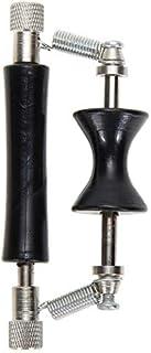 SLLY プロフェッショナル合金チューンクランプキーのトリガーアコースティック楽器ギターアクセサリー (Size : Rolling Capo Glider)