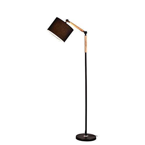 JINDAO lámpara de Piso Lámpara de pie Dormitorio Sala de Estar Creativa Minimalista Post-Moderno Vertical Lámpara de Mesa Dormitorio Sala de Estar Hotel Villa Oficina Estudio Lámpara Decorativa