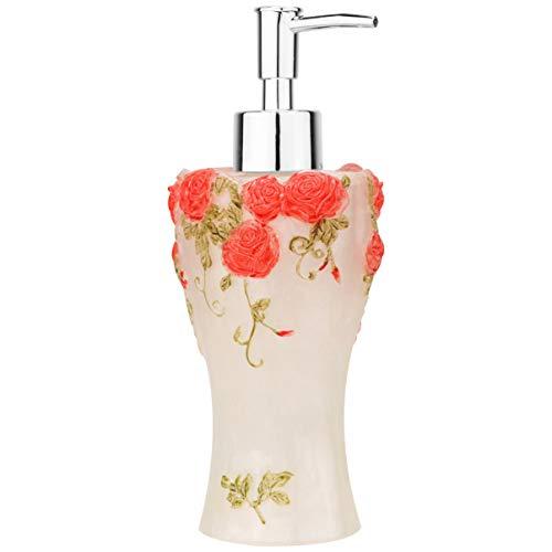 DOITOOL Zeepdispenser Flessen Plastic Pomp Hervulbare Lege Flessen Voor Vloeibare Zeep Shampoo Lotions Handdispensers Keukenbad Wit
