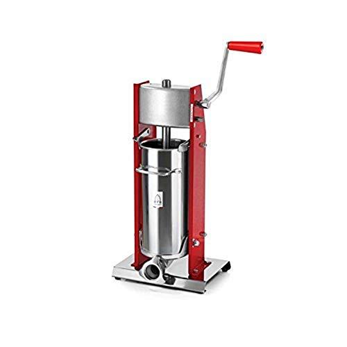 Tre Spade tre20500/V Mod 5L Verticale worstvulmachine, rood