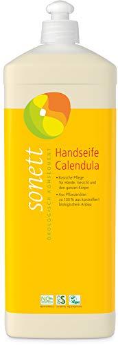 Sonett Bio Handseife Calendula (2 x 1 l)