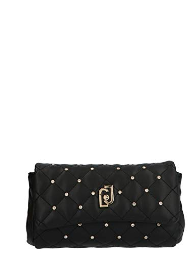 Luxury Fashion | Liu Jo Dames AA0213E004122222 Zwart Polyester Heuptas | Lente-zomer 20