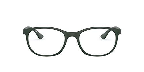[レイバン] メガネ 0RX7183 SANDING GREEN 51
