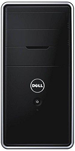 Dell Inspiron Tower Desktop Computer - Intel Core i5 i5-4440 3.10 GHz (Black, Silver)
