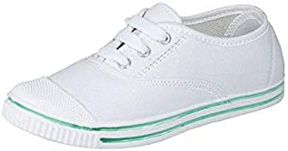 Onbeat Kids Canvas PT School Shoe