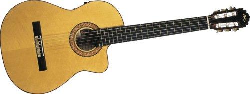 Guitarras Manuel Rodgriguez and Sons S.L. GUITARRA MOD.B CUTWAY CEDRO - Guitarra electroacústica