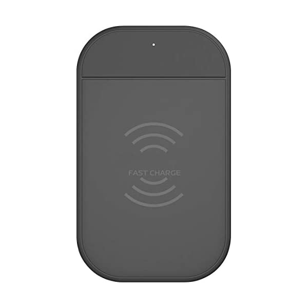 jbl flip 5 wireless bluetooth speaker ipx7 waterproof – w/ 3.0 fast 10w qi dashboard power mat (renewed)