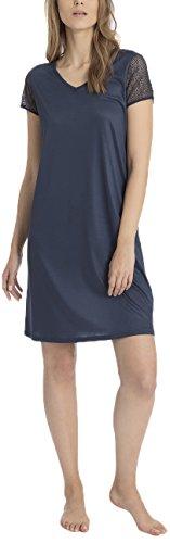 Calida Damen Nachthemd Azalea, Blau (Space Blue 478), X-Large