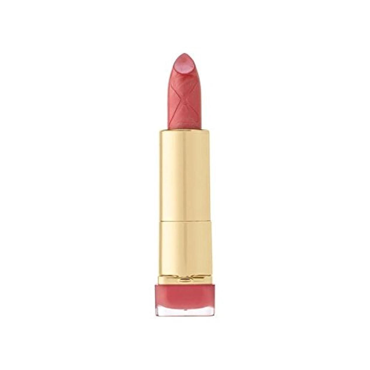 秘密の広い是正Max Factor Colour Elixir Lipstick English Rose 510 (Pack of 6) - マックスファクターカラーエリキシル口紅英語は510をバラ x6 [並行輸入品]