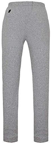 CHNDR thermo-ondergoed broek, USB-elektrische verwarmde broek, thermische long Johns ondergoed, thermische gamaschen-vrouwen, warm, ademend, elastisch, intelligente verwarming, voor kamperen, wandelen, golven