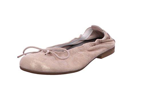 Clic! Damen Ballerinas 4278 Nude rosa 418335
