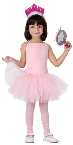 Atosa - 16997 - Costume - Déguisement De Danseuse Rose - Fille - Taille 2