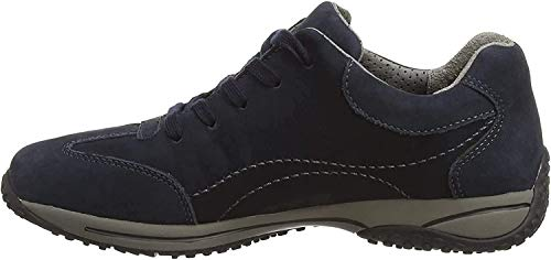 Gabor Damen Comfort Basic Derbys, Blau (Nightblue (S.Schw) 26), 40 EU (6.5 UK)
