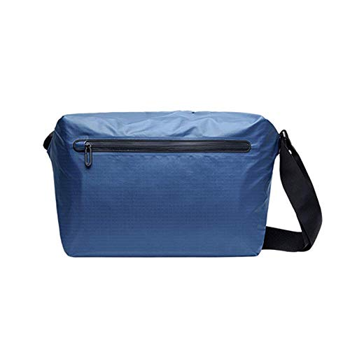 N/P NINETYGO 90FUN Stylish Shoulder Bag Casual Sports Waterproof College Handbag Shoulder Bags for Couples Men Women
