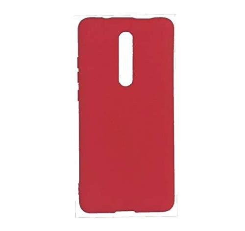 Capa Ultra Fina Para Xiaomi Mi 9T - Vermelha
