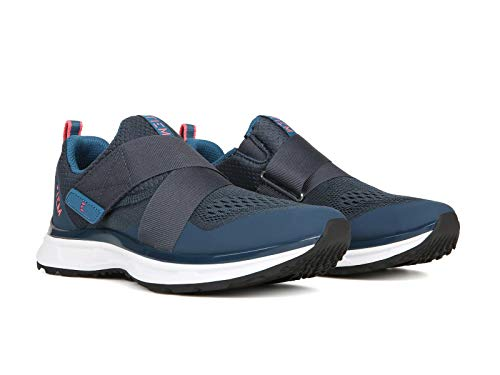 TIEM Slipstream - Midnight Navy - Indoor Cycling Spin Shoe, SPD Compatible (Women's Size 8.5)