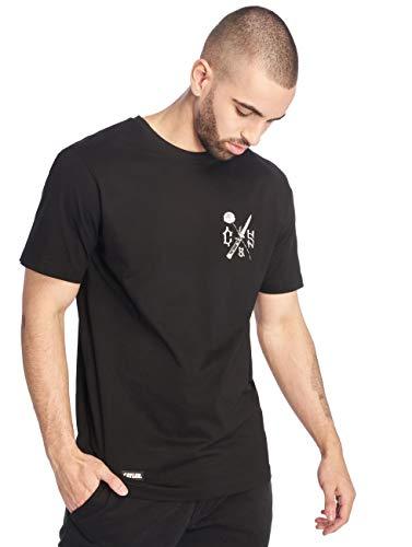 Cayler & Sons Mens C&S WL Enemies Tee T-Shirt, blk/wht, L