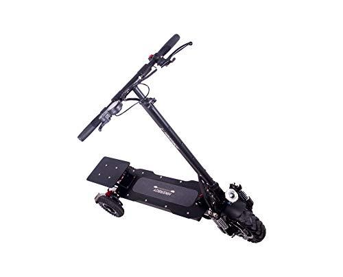 HIKERBOY Trottinette électrique 1600W 18AH Double Suspension 3 Roue