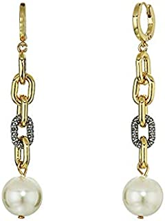 gold settings for pearls