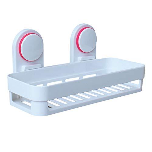 Estante de almacenamiento para colgar en la pared, para artículos de tocador, secador de pelo, estante de cocina, estante de almacenamiento