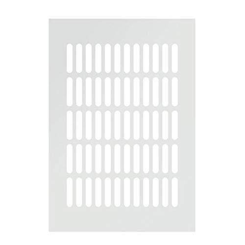Ventilación De Aire, Aleación De Aluminio Ancho De Ventilación De Aire De 200mm De 200 Mm Armario Armario Gabinete De Gabinete De Ventilación Escape Y Disipación De Calor Cubierta De Agujero Decorativ
