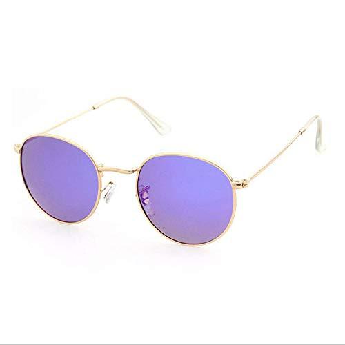 Nobrand gafas de sol de metal