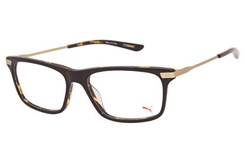 Eyeglasses Puma PU 0205 O- 002 BLACK/GOLD