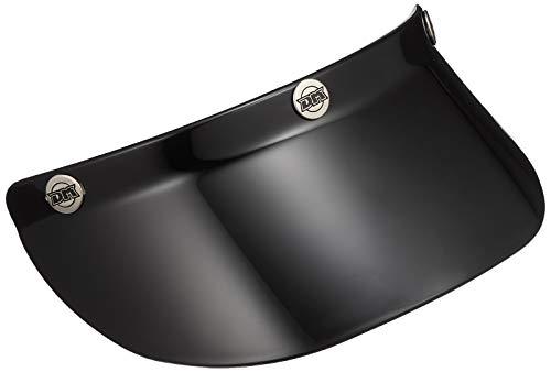 ダムトラックス(DAMMTRAX) ヘルメットバイザー LONG VISOR BLACK