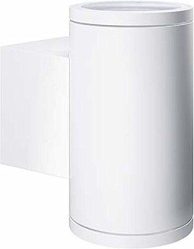 ESYLUX LED-Wandleuchte ALVAUDLTR13°900830WH 3000K weiß ALVA;ALVA BL Decken-/Wandleuchte 4015120830013