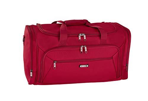 D&N Travel Line Bolsa de Viaje 59 Centimeters 51 Rojo (R
