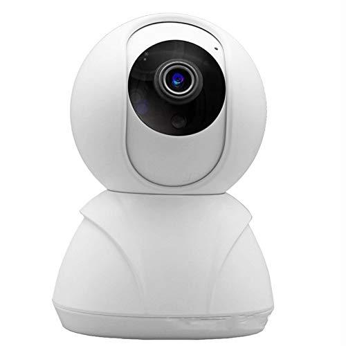 HYF Inicio Cámara de vigilancia inalámbrica inalámbrica inalámbrica de 360 Grados con función de función de Llamada de Dos vías Inteligente 1080P Monitor de Seguridad de Alta definición