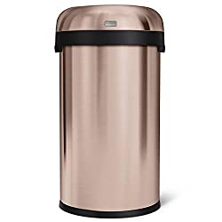Best Tall Kitchen Trash Cans Review in 2017