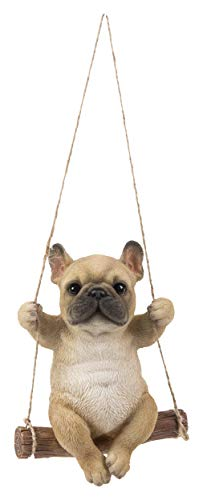 Hi-Line Gift 87704-K French Bulldog On Swing