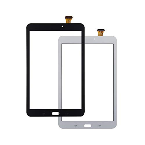 Kit de repuesto de pantalla compatible con Samsung Galaxy Tab E 8.0 SM-T377 T377 T377 Touch Glass Screen Digitalizador de pantalla de repuesto (color: negro)
