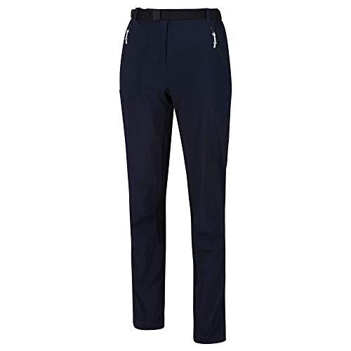 Regatta Xert III Pantalon de randonnée pour Femme 38 Bleu Marine